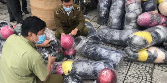 Khởi tố hình sự vụ làm giả mũ bảo hiểm của thương hiệu Nón Sơn ở TP.HCM