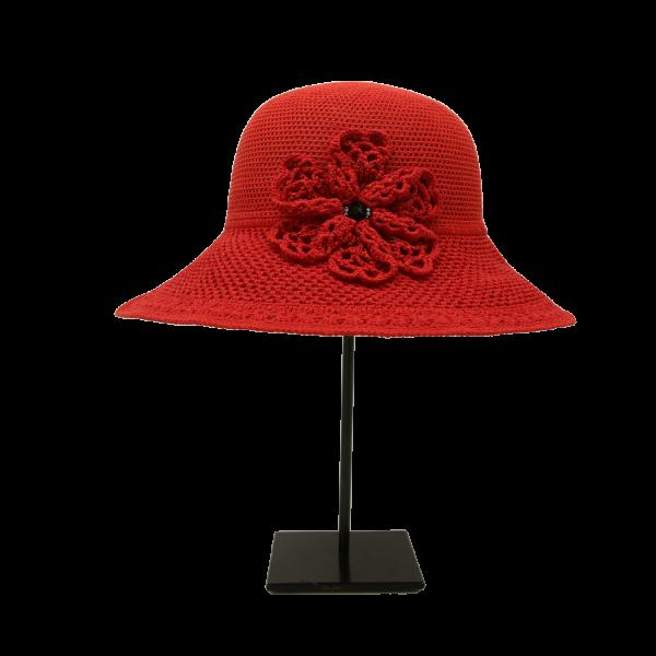 Nón đan tay DH070B-DO3