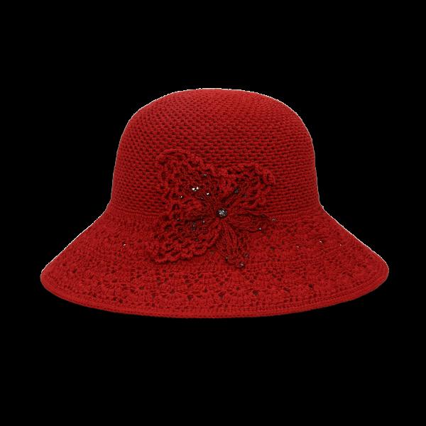 Nón đan tay DH106-DO2