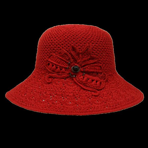Nón đan tay DH107-DO1