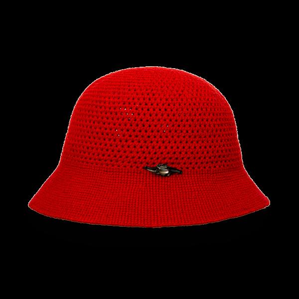 Nón đan tay DH132-DO1