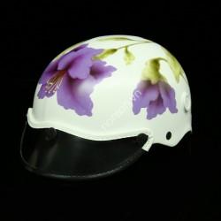 Mũ bảo hiểm sơn mài