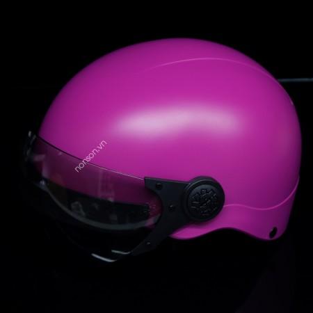 Mũ bảo hiểm có kính Nón Sơn M4K-HG-354