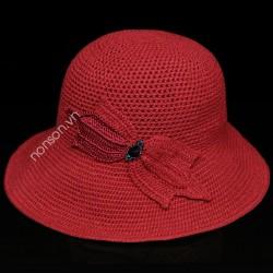 Nón đan tay DH094-DO1