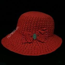 Nón đan tay DH082-DO3