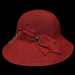 Nón đan tay DH094-DO2