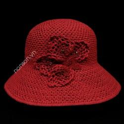 Nón đan tay DH103-DO1