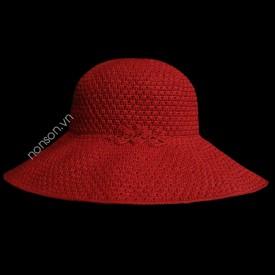 Nón đan tay DH115-DO1