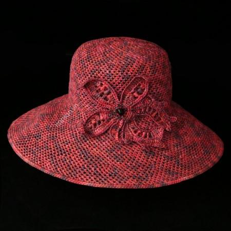 Nón đan tay DH097-DO1