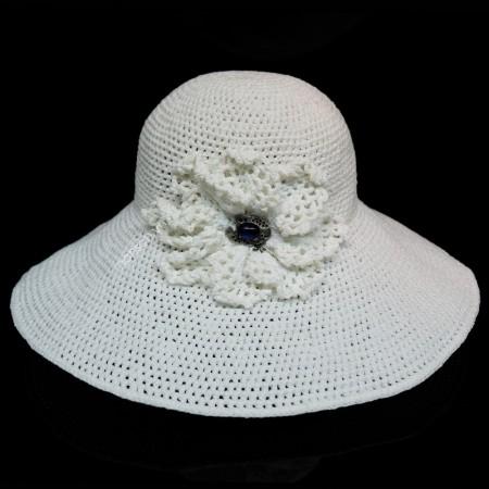 Nón đan tay DH085-TR1