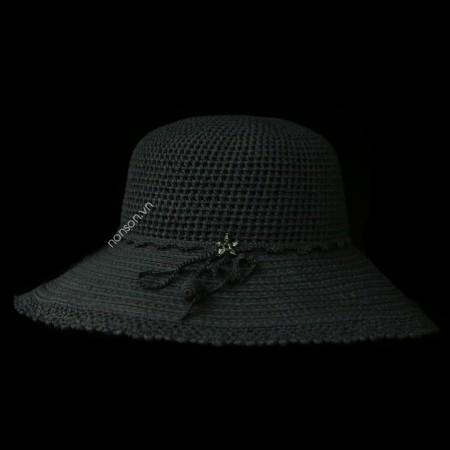 Nón đan tay DXH017-DN1