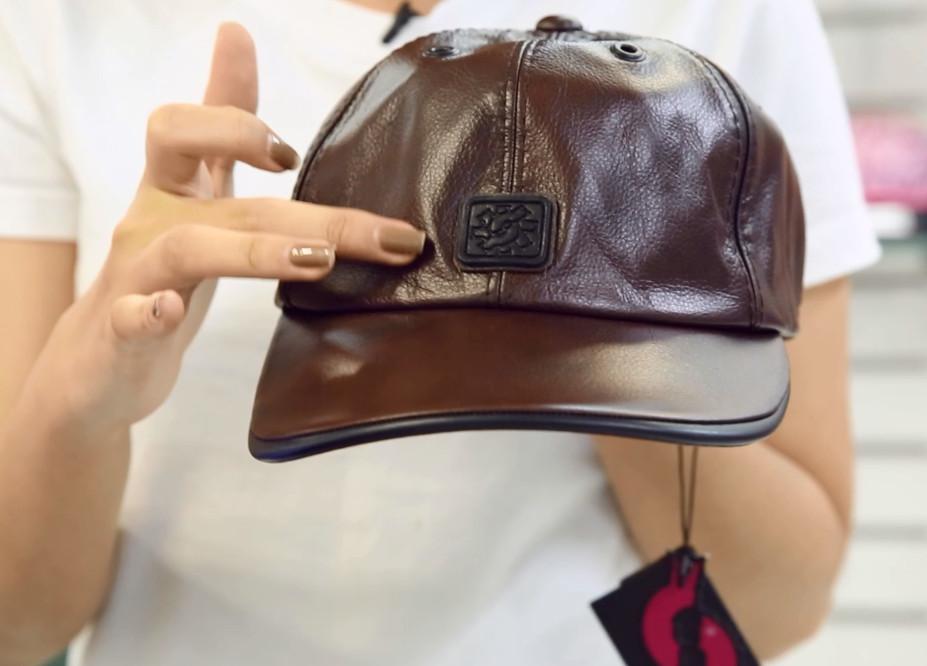 Nón Sơn - Giới thiệu sản phẩm nón kết da