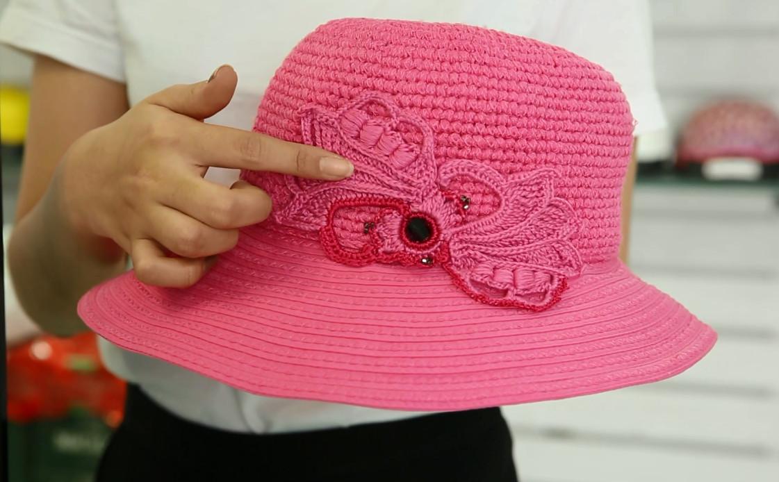 Nón Sơn - Giới thiệu sản phẩm nón đan tay ĐXH 013A