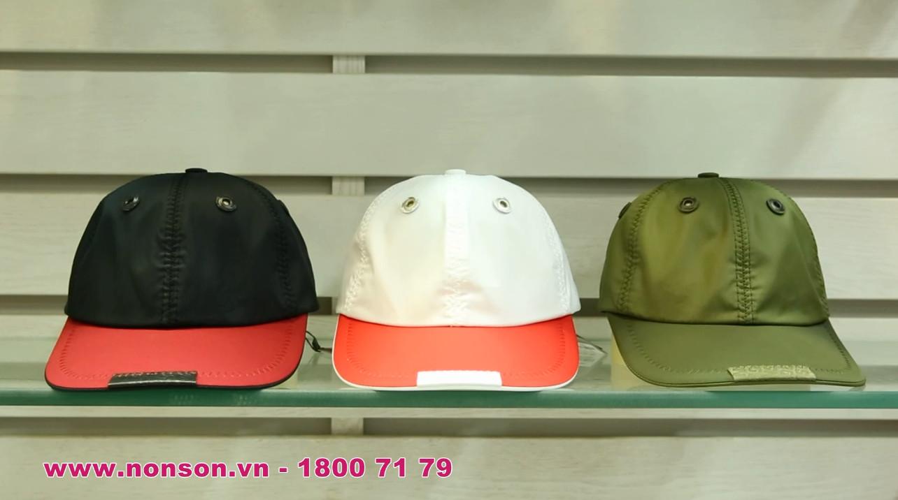 Nón Sơn - Top 3 màu sắc được yêu thích nhất của dòng nón MC001A