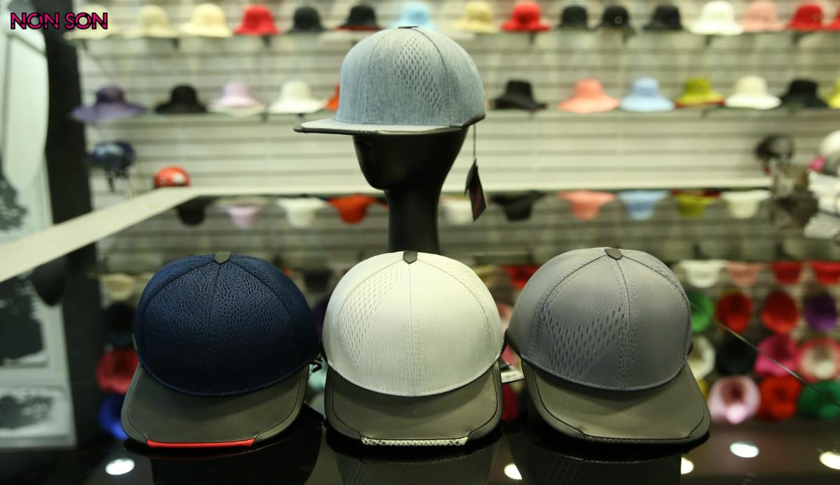 Nón Sơn - Giới thiệu mẫu nón Snapback MC229