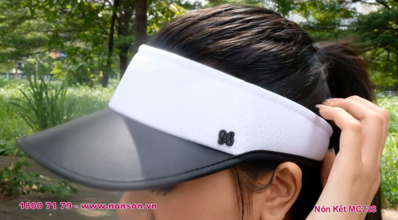 Nón Sơn - Giới thiệu sản phẩm nón MC228